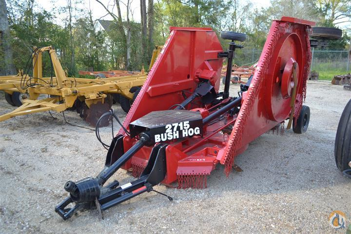 Bush Hog Hay And Forage Equipment Rotary Mowers Other